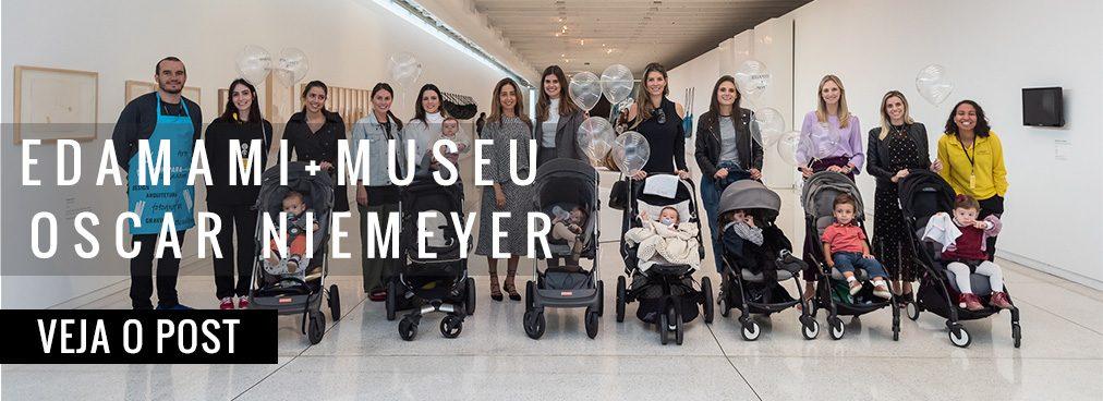 Edamami + Museu Oscar Niemeyer