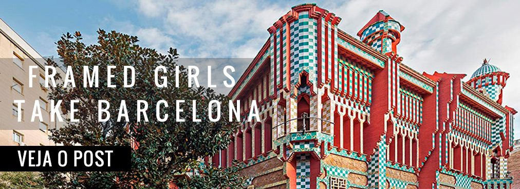 #gallerist_girls TAKE BARCELONA